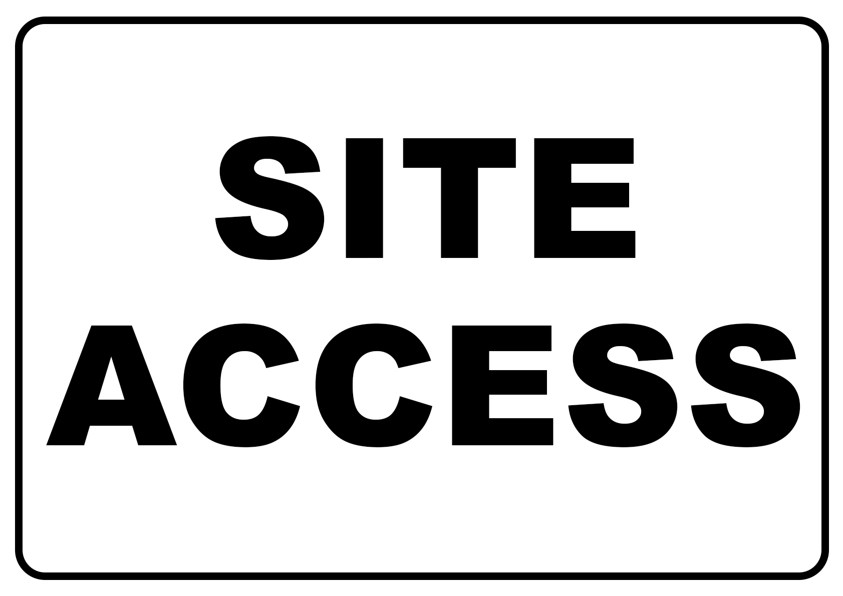 Entry Site Access