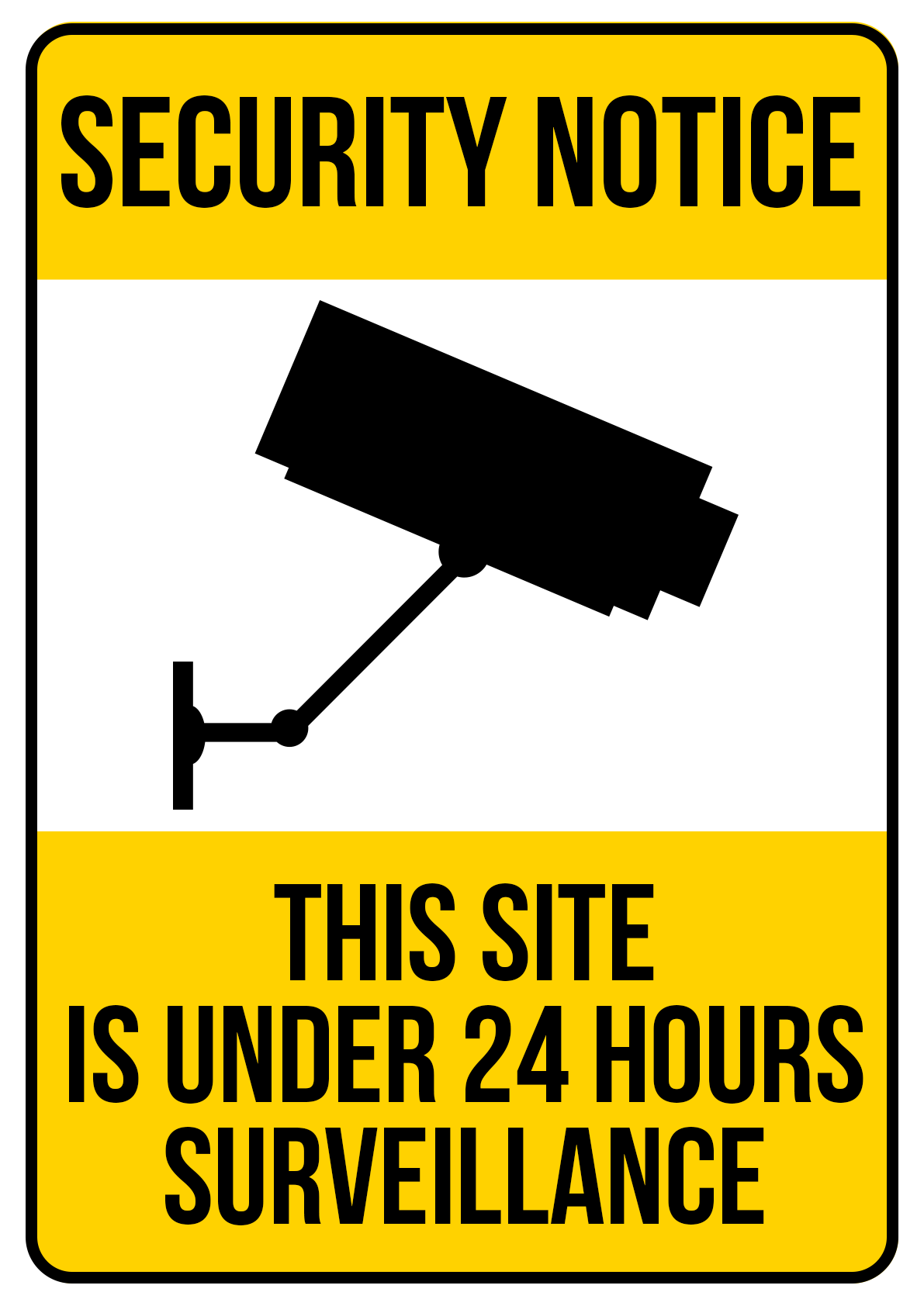 Security Notice Surveillance