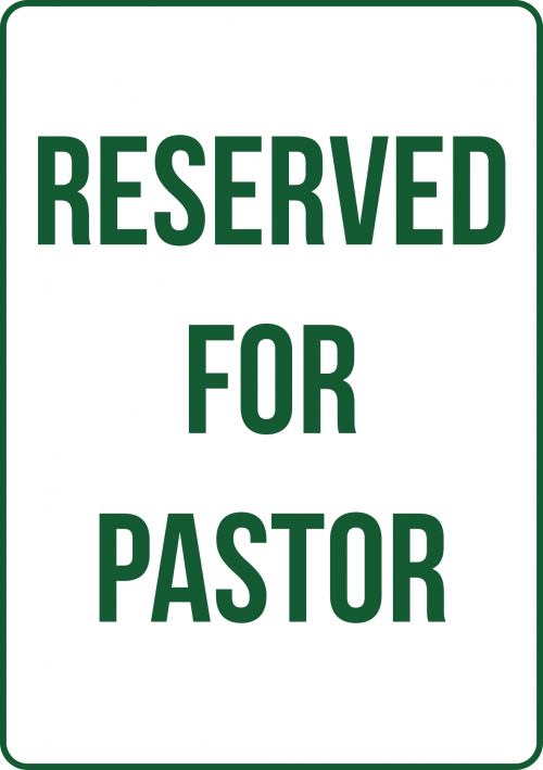 Pastor Parking