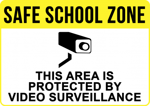 Safe School Zone Video Survellance