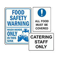 HOSPITALITY SIGNS