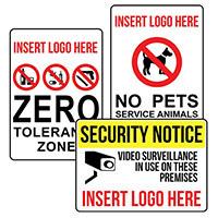 Custom Metal Signs & Logos